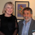 Nancy Gaynor and George Brigandi
