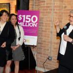 Dr. Sarah Sutton, Phyllis Chong and Dr. Pat Garcia