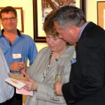 Cameron Moyer, Lori Brayer and Tim Gant